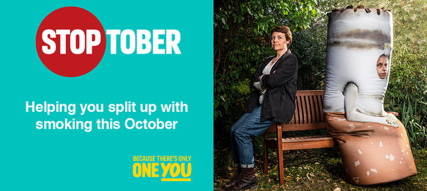 Stoptober is almost here - are you ready?