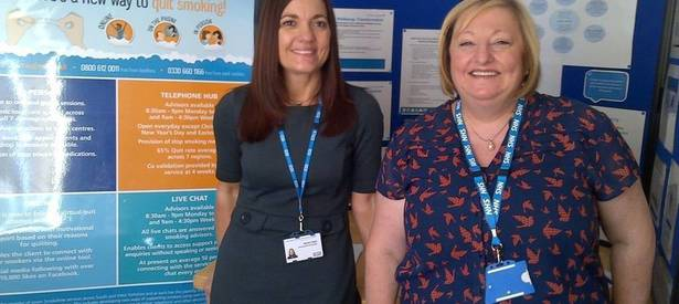 NHS Staff Engagement Event